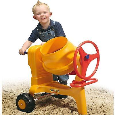 WADER 7000 Betonmischmaschine Betonmischer Mischmaschine für Kinder Spielzeug