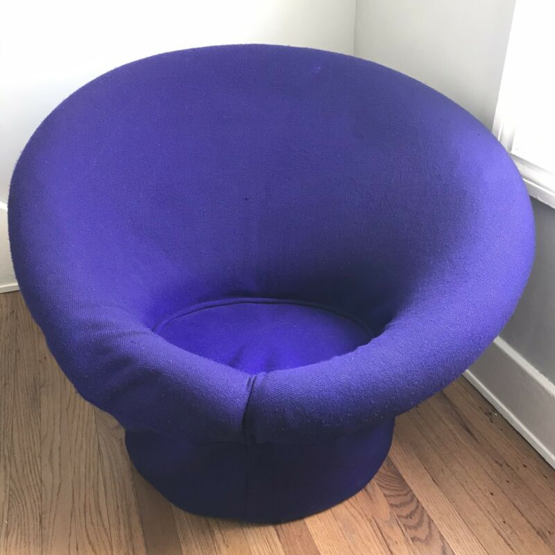 Artifort Pierre Paulin Mushroom Chair Purple