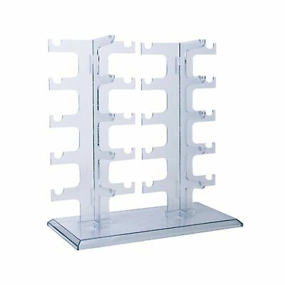 Lorje 1 X Sunglasses Rack Holder Glasses Display Stand Looks Classy And Elegant