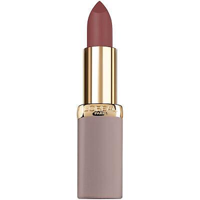 LOreal Paris Makeup Colour Riche Matte Pigmented Nude Lipstick