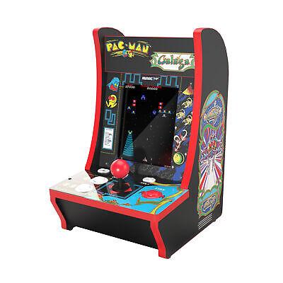 Pacman/Galaga Counter-cade - 4 Games [Brand New]