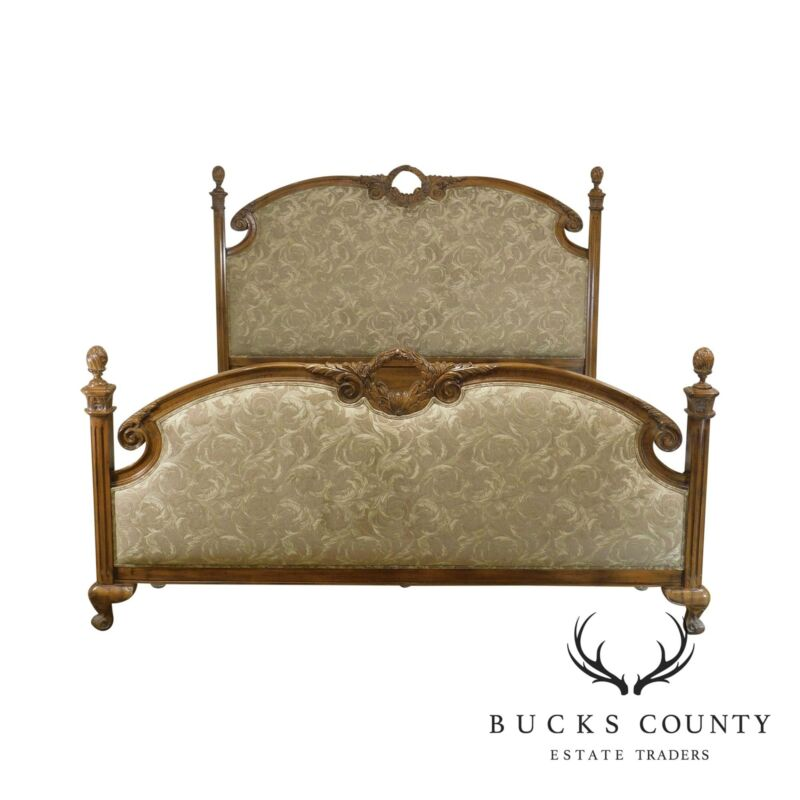 """Jeffco French Louis XV Style """"Embassy"""" King Bed"""
