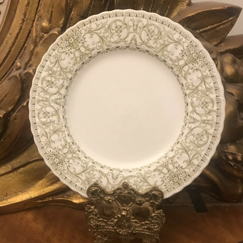 "J & G MEAKIN ENGLAND English Ironstone Classic 10"" Dinner Plate FORUM"