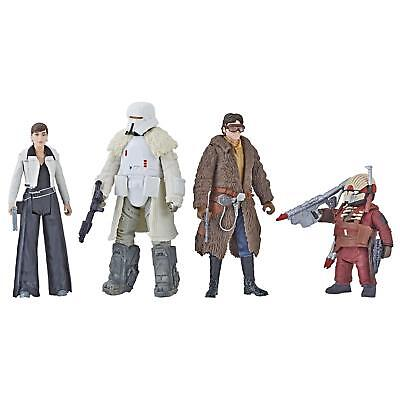 Star Wars Force Link 2.0 Mission on Vandor-1 3.75-inch Figure 4-Pack