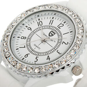 Stylish-Fashion-Luxury-Crystal-Women-Lady-Watch-White