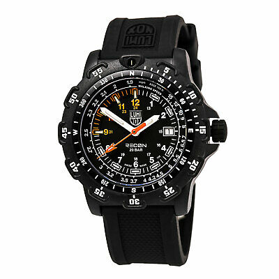 Luminox Recon Point Men's Black Watch Swiss Made 8822.MI - Authorized Dealer