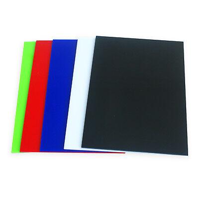5pcs A4 3mm Plastic Acrylic Sheet For Diy Design Laser Engraving Cutting