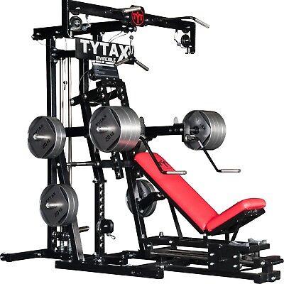 TYTAX® M2 BEST HOME GYM MACHINE | BODYBUILDING WORKOUT EXERCISE