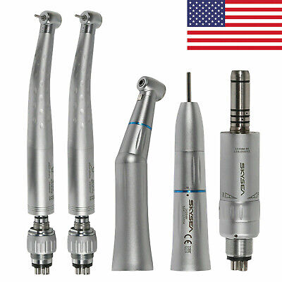 Dental High Speed Handpiececoupler Slow Inner Water Complete Kit Fit Kavo Cn