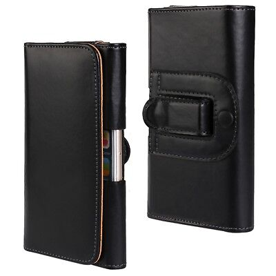 Fr Samsung S20 Plus Magnetic Leather Belt Clip Holster Carrying Pouch Case Cover Clip Case Plus Magnet