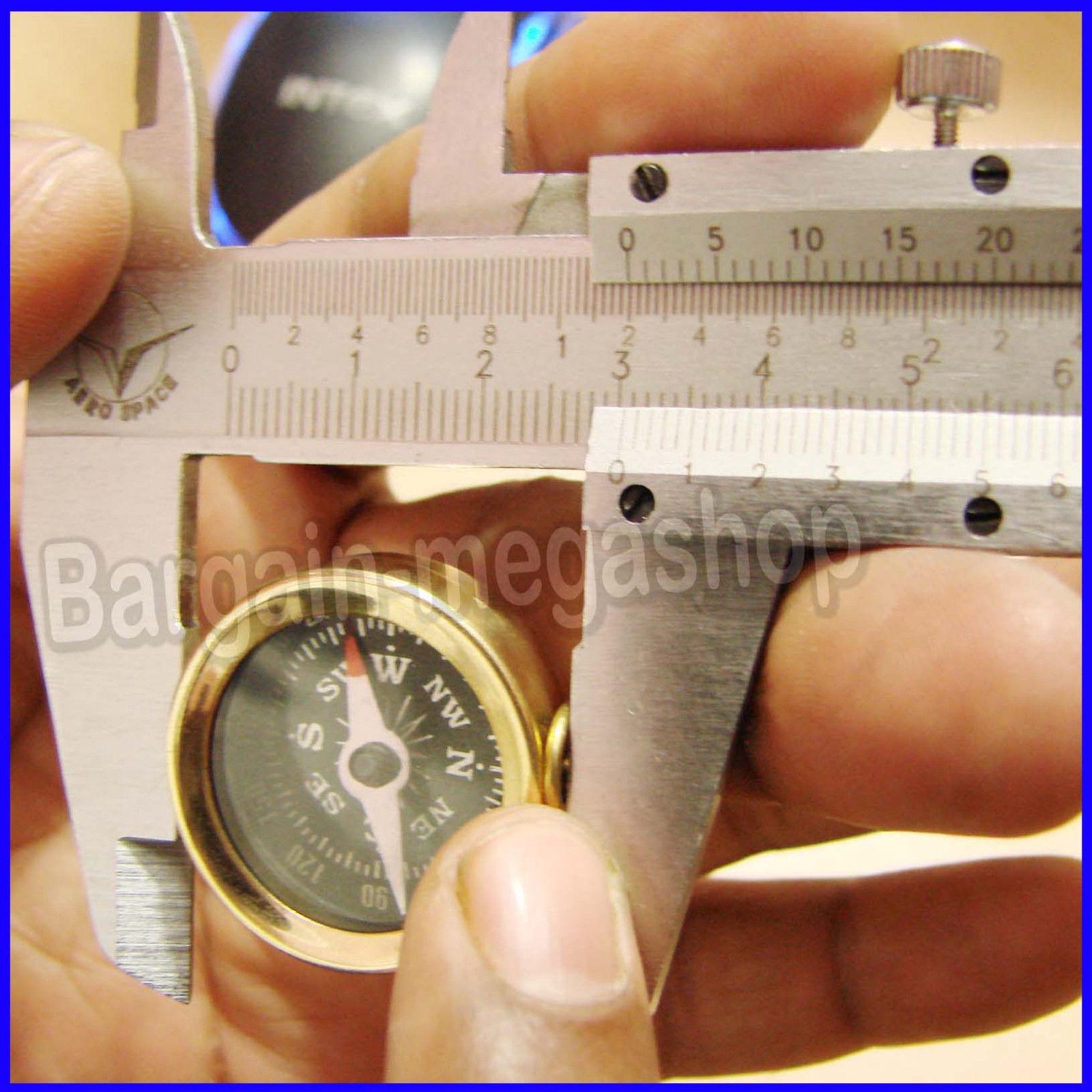 Brass Compass Keychain Nautical Lot of 100 Pcs Antique Wholesale Lot Home Decor