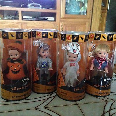 Jenny Halloween (Kelly,Tommy,Kayla,Jenny Halloween, Set/four, Hard To Find, REDUCED limited)