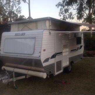 Millard 14ft Pop Top Caravan with bunks  Jimboomba Logan Area Preview