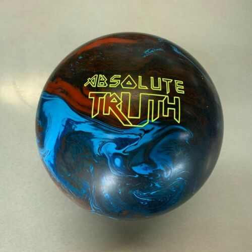 900Global Absolute Truth 5  inch pin 1st qual Bowling Ball 15 lb new in box