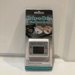 Tech Tools Shake-n-Wake Silent Vibrating Alarm Wrist Watch