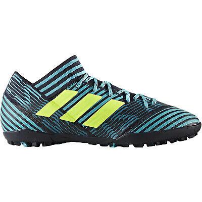 adidas Performance Mens Nemeziz Tango 17.3 Turf Football Training Boots - Blue