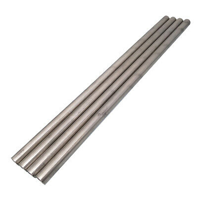 Us Stock 4pcs Od 9mm Id 7mm Length 250mm 304 Stainless Steel Capillary Tube