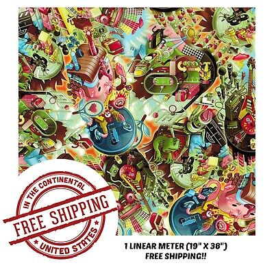 Hydrographic Film Water Transfer Hydro Dipping Dip Film 1m 19 X 38 Hobby Town