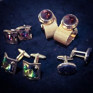 Vintage Cufflinks for Sale