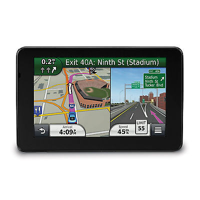 "Garmin Nuvi 3590LMT 5"" GPS Navigator w/ Lifetime Maps & Traffic 010-00921-02 on Rummage"