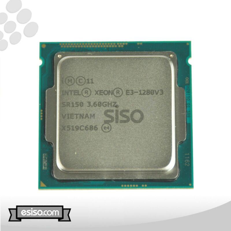SR150 INTEL XEON E3-1280V3 3.60GHZ 8M 4 CORES 82W PROCESSOR