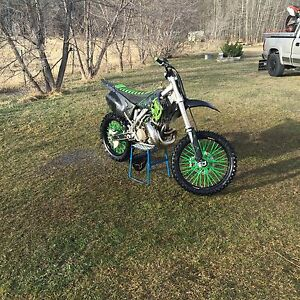 05kx 250 and 04 summit x trade