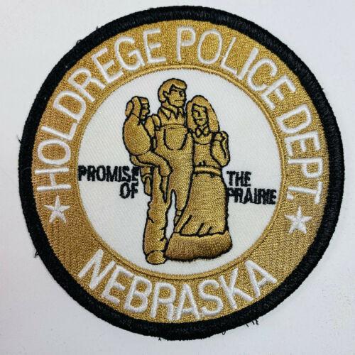 Holdrege Police Nebraska Patch