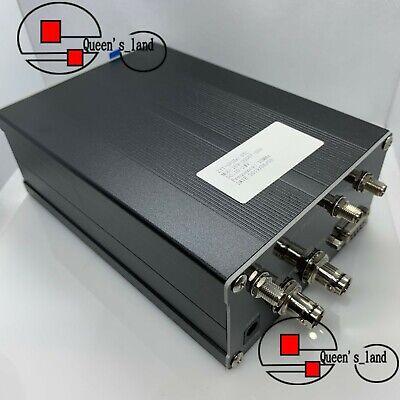 Upgraded Symmetricom Gpsdo Lcd Disciplined Clock 10mhz 1pps Squaresine Wave