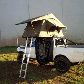 2 Person Roof Top Tent - 4wd, 4x4, camping Campbelltown Campbelltown Area Preview
