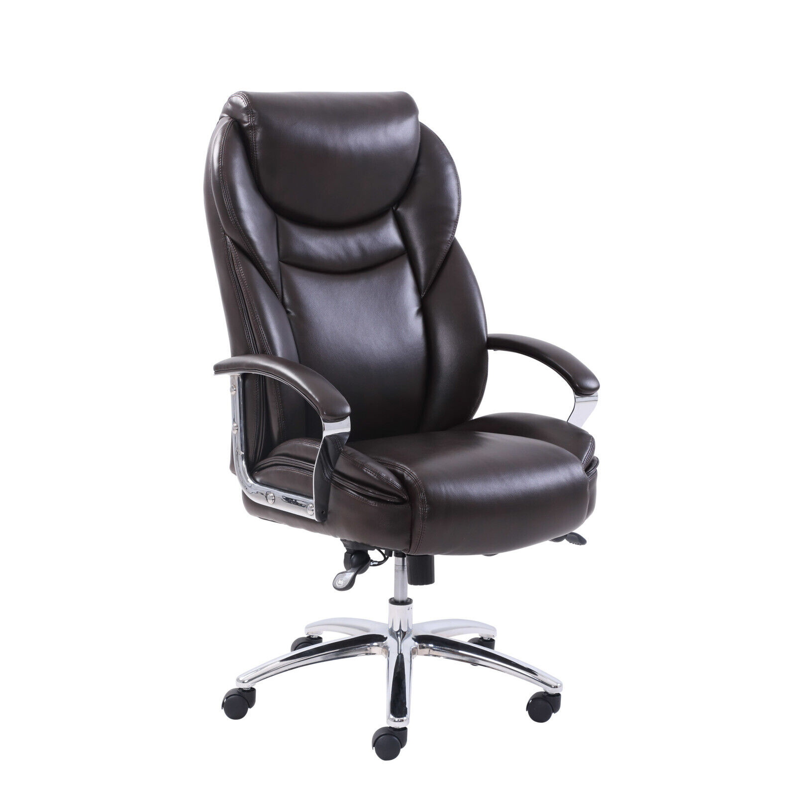 Serta Works Ergonomic Executive Office Chair with Back in Motion Technology