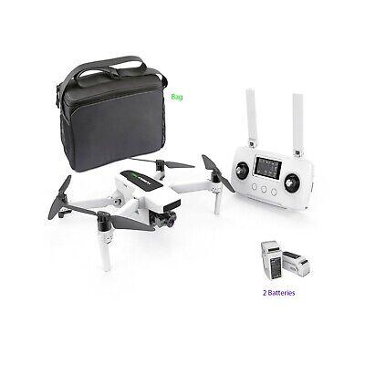 Hubsan Zino 2+ Drone GPS  9KM FPV with 4K 60fps Camera 3-axis Gimbal