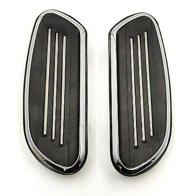 Streamline Passenger Footboard FloorBoard For Harley Touring 93-18 FLHR FLHX
