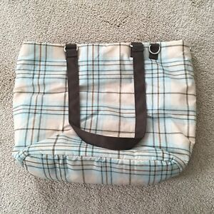 Diaper Bag with Matching Accessories