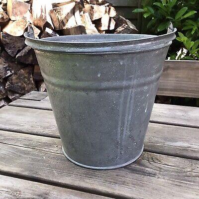 Vintage brass pail small bucket dish container midcentury decor Hollywood regency repurpose bucket mini retro planter
