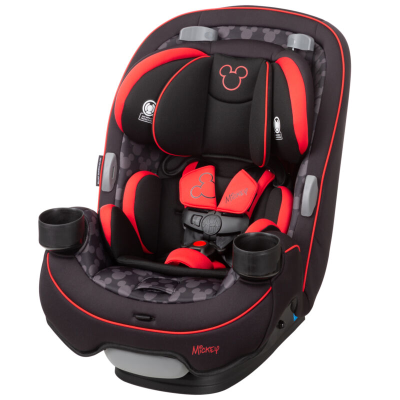Disney Baby Grow and Go All-in-One Convertible Car Seat