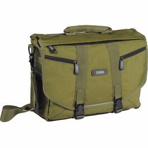 Tenba 638-232 Messenger Large Bag for Camera/Laptop - Olive