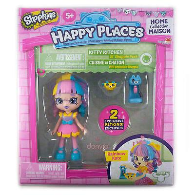 Shopkins Happy Places Kitty Kitchen Lil