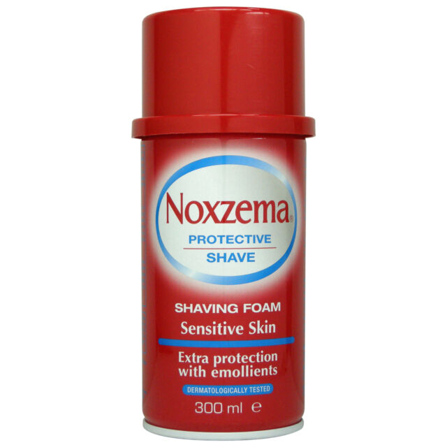 Noxzema medicated bikini cream