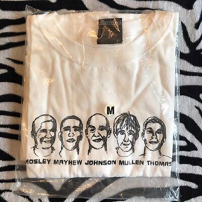 Vintage A Team Skateboard Shirt and Shorts NOS Size Medium Shirt, Size 30 Shorts