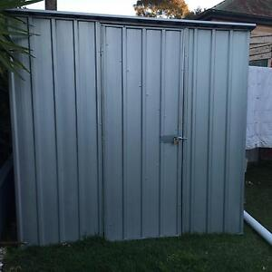 As new 2.27 x 2.1 x 1.52 garden shed RRP $480 Broadmeadow Newcastle Area Preview