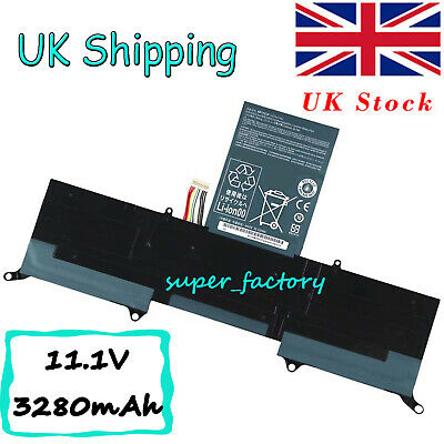 Battery AP11D3F for Acer Aspire S3 ASS3 Ultrabook KB1097 MS2346 3ICP5/65/88 11.1