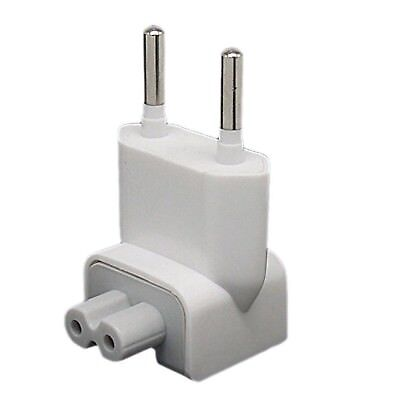 Adaptador Toma Enchufe AC Eu Cargador Magsafe 60W para Macbook pro Apple Energía segunda mano  Embacar hacia Mexico