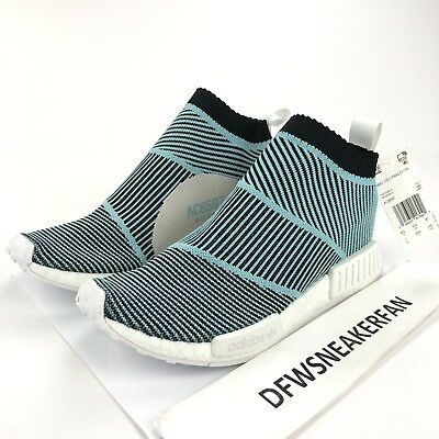 Parley For the Oceans x adidas NMD City Sock AC8597 Coming
