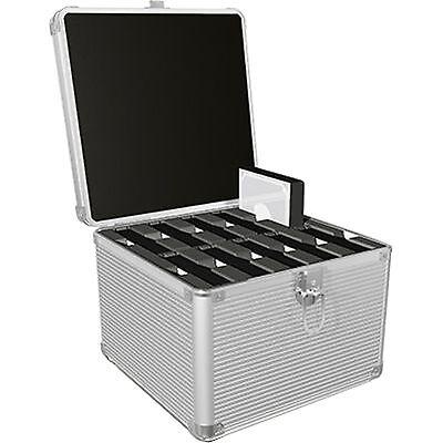 "ICY BOX IB-AC628 Schutzkoffer 3,5"", Koffer, silber"