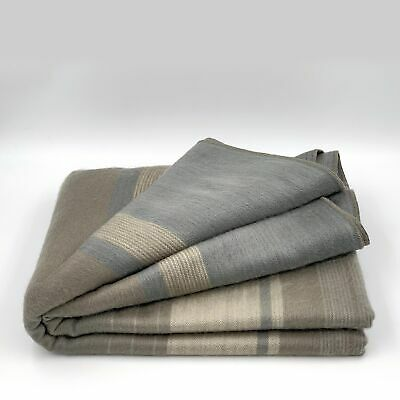 """SOFT & WARM BABY ALPACA WOOL THROW BLANKET BED COUCH SOFA COVER QUEEN 90""""x70"""""""