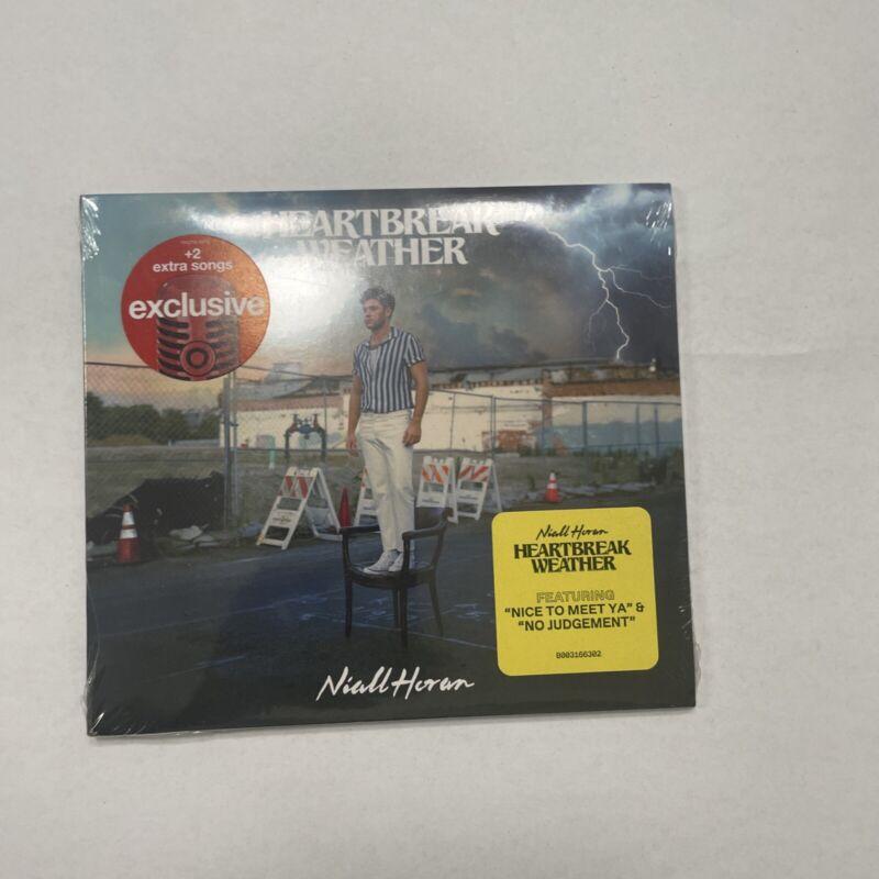 New: NIALL HORAN - Heartbreak Weather (Deluxe Edition + 2 Bonus Tracks) CD- A17