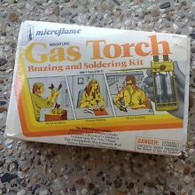SOLDERING TORCH. -   NEW. -   $5 Runaway Bay Gold Coast North Preview