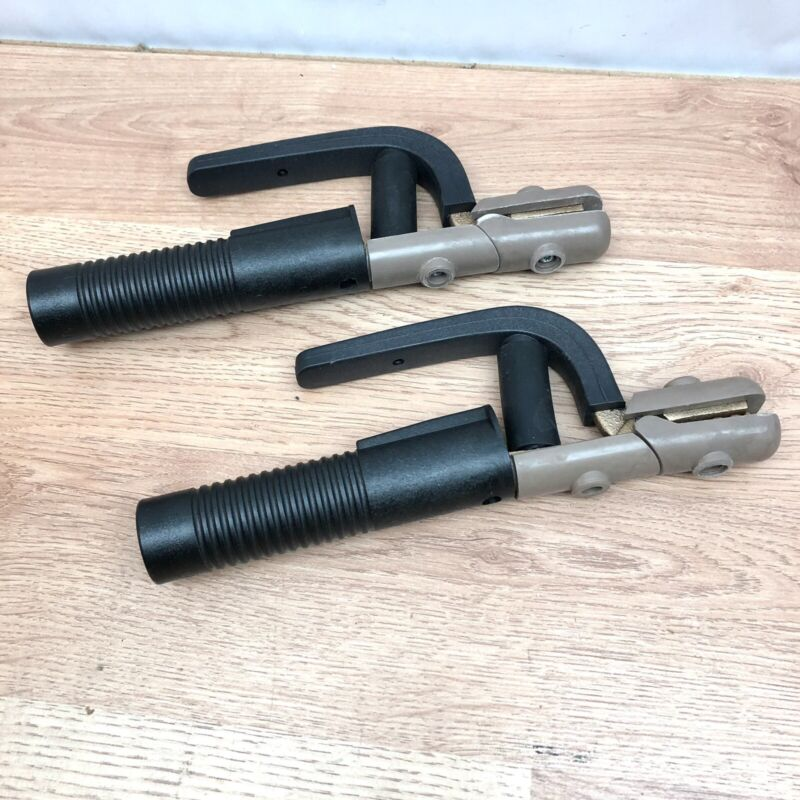 LOT OF 2 TWECO A-316-MC-18MR 250AMP  TWECO TONG ELECTRODE HOLDER