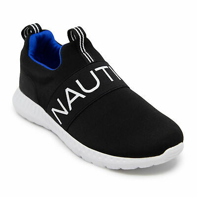 Nautica Boy's Comfy All Day Sneaker