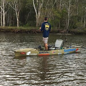!!MUST SELL!! 2013 HOBIE pro angler kayak with the lot! Little Mountain Caloundra Area Preview